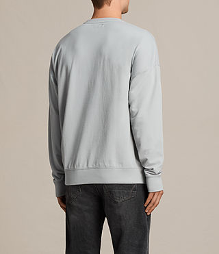 Men's Negotum Crew Sweatshirt (DOVE BLUE) - Image 4