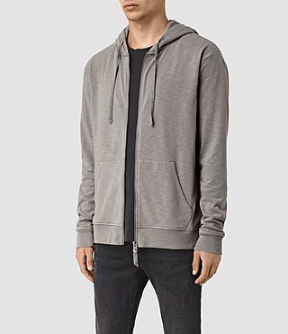 Herren Jenner Hoody (Putty) - product_image_alt_text_2