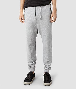 Men's Zodiac Sweatpant (Grey Marl)