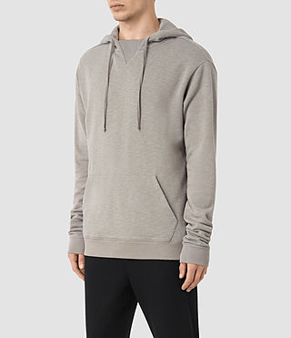 Mens Meara Hoody (Putty Grey) - product_image_alt_text_2