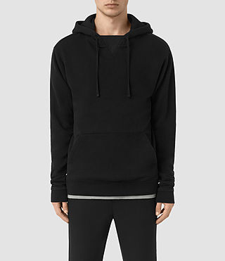 Men's Meara Hoody (Jet Black)