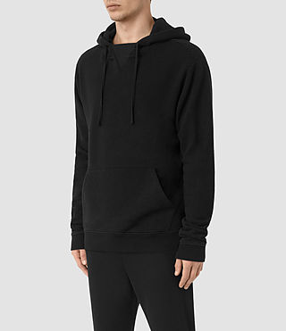 Mens Meara Hoody (Jet Black) - product_image_alt_text_2