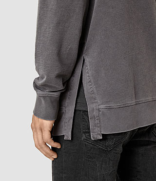 Mens Paragon Hoody (Washed Graphite) - product_image_alt_text_2