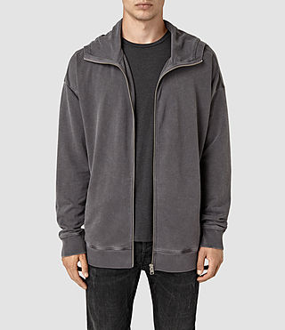 Mens Paragon Hoody (Washed Graphite) - product_image_alt_text_3