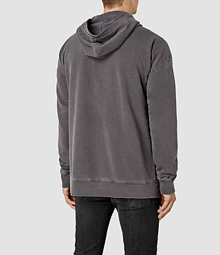 Mens Paragon Hoody (Washed Graphite) - product_image_alt_text_4