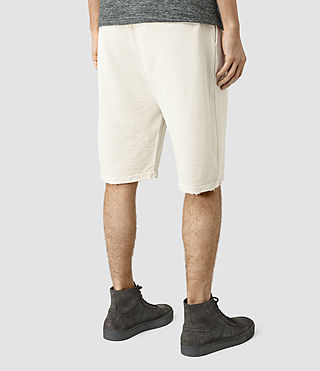 Uomo Rigged Sweatshort (Vintage White) - product_image_alt_text_4