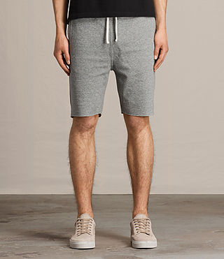 Hombre Shorts de chándal Lasher (Charcoal Marl) - product_image_alt_text_1