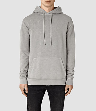 Mens Pigment Oth Hoody (Steeple Grey)