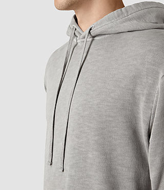 Hombre Pigment Oth Hoody (Steeple Grey) - product_image_alt_text_2