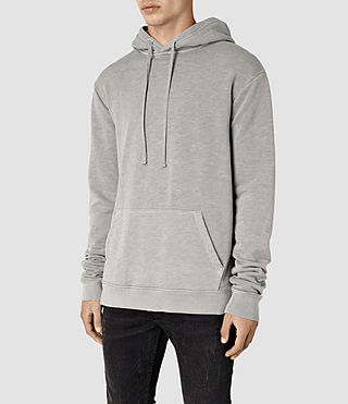 Hombre Pigment Oth Hoody (Steeple Grey) - product_image_alt_text_3