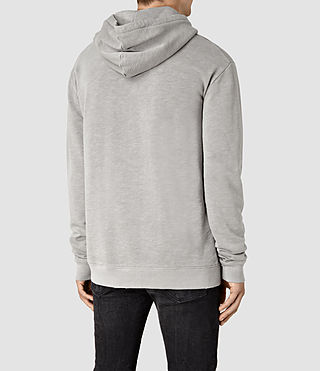 Hombre Pigment Oth Hoody (Steeple Grey) - product_image_alt_text_4
