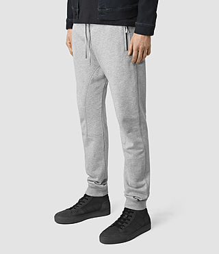 Men's Orbit Sweatpant (Grey Marl) - product_image_alt_text_3