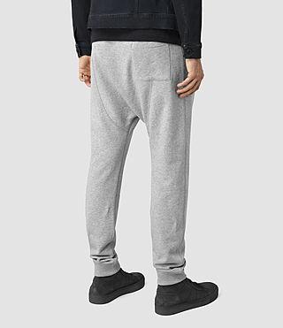 Hombre Orbit Sweatpant (Grey Marl) - product_image_alt_text_4