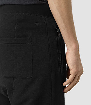 Hommes Orbit Sweatpant (Black) - product_image_alt_text_2
