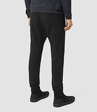 Hommes Orbit Sweatpant (Black) - product_image_alt_text_4