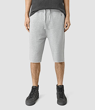 Mens Wilde Sweatshort (Grey Marl)