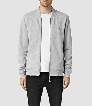 Men's Oldsen Bomber (Grey Marl)