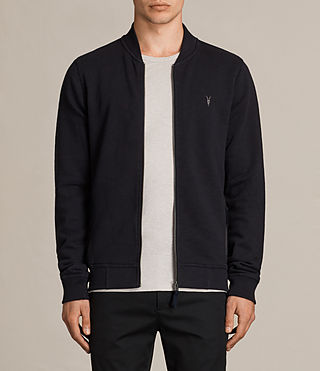 Men's Oldsen Sweat Bomber (INK NAVY) -