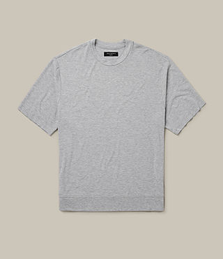 t-shirt smith maniche corte