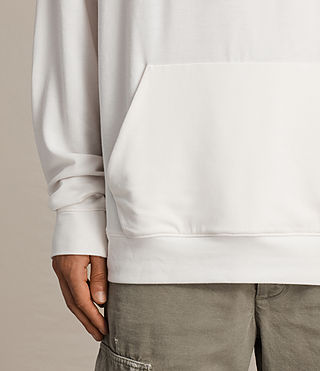 Men's Smith Pullover Hoody (Vintage White) - product_image_alt_text_3