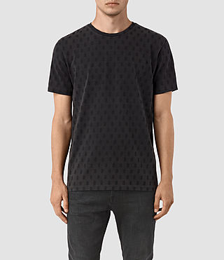 Men's Quill Crew T-Shirt (Vintage Black)