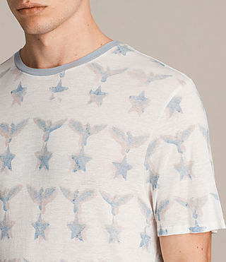 Hommes T-shirt Lone Star (Chalk White) - product_image_alt_text_2