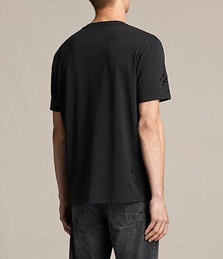 Men's Gateway Crew T-Shirt (Vintage Black) - product_image_alt_text_4