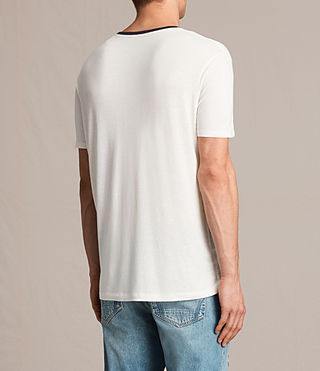 Hommes T-shirt Trust (Chalk White) - product_image_alt_text_4