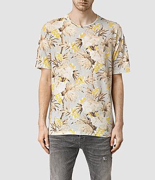 Mens Sensu Crew T-Shirt (Chalk White)