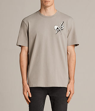 splitter crew t-shirt