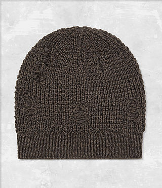 Hommes Bonnet Vektarr (Khaki Brown) -
