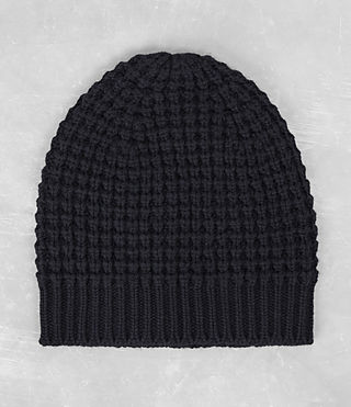 Mens Tornn Beanie Hat (INK NAVY) - product_image_alt_text_1