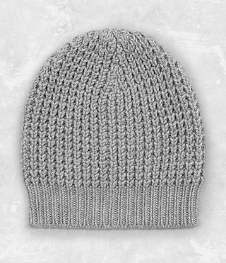 Men's Rok Beanie Hat (Grey Marl)