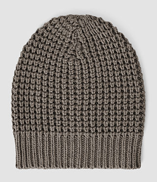 Mens Rok Beanie (Fawn Marl) - product_image_alt_text_1