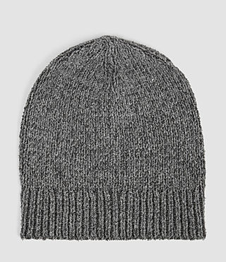Hombres Minami Beanie Hat (Charcoal Marl)