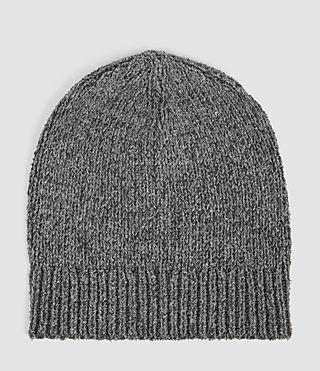Mens Minami Beanie Hat (Charcoal Marl)