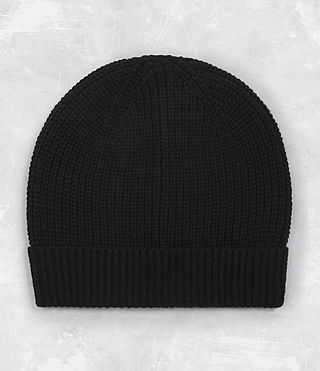 Mens Arlenn Beanie Hat (Black) - product_image_alt_text_1