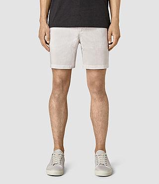 Hombres Cardenal Short (CHLK WHT/SPINX PNK)