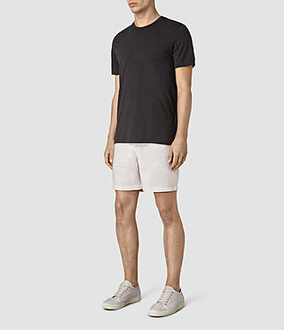 Hommes Cardenal Short (CHLK WHT/SPINX PNK) - product_image_alt_text_2