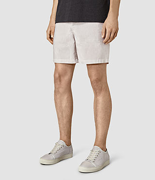 Hombres Cardenal Short (CHLK WHT/SPINX PNK) - product_image_alt_text_4