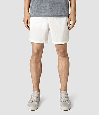 Uomo Angler Short (Chalk White)