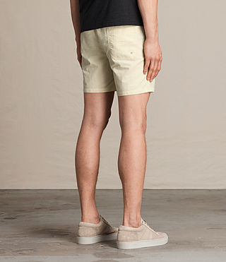 Hombre Warden Swim Shorts (PRIMROSE YELLOW) - product_image_alt_text_4