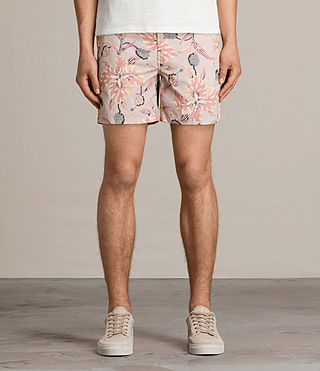 Mens Kauai Swim Short (ROSE GREY) - product_image_alt_text_3