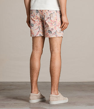 Mens Kauai Swim Short (ROSE GREY) - product_image_alt_text_4