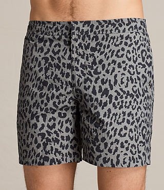 Uomo Shorts Leppard (STORM GREY) - product_image_alt_text_2