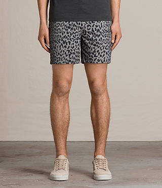 Uomo Shorts Leppard (STORM GREY) - product_image_alt_text_3