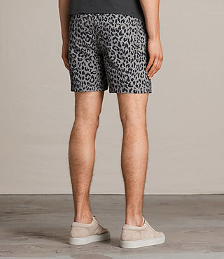 Uomo Shorts Leppard (STORM GREY) - product_image_alt_text_4