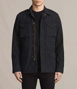 Herren Pearce Jacket (Black)