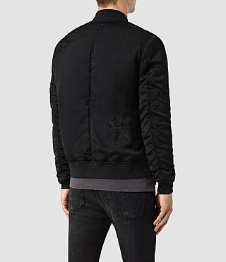 Men's Kyushu Jacket (Black) - product_image_alt_text_4