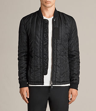 burgess bomber jacket